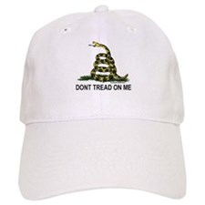 Gadsden Flag - Don't Tread On Cap