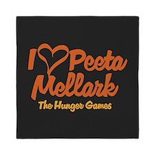I Heart Peeta Queen Duvet