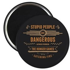 Stupid People Magnets