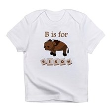 B Is For Bison Infant T-Shirt