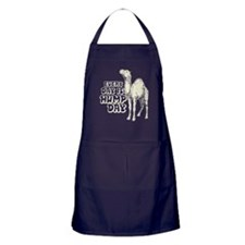 Every Day Is Hump Day Apron (dark)