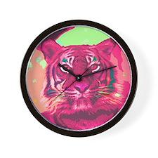 Tiger 016 Wall Clock