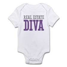 Real Estate DIVA Infant Bodysuit