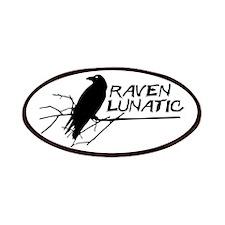 Raven Lunatic - Halloween Patches