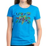 Women's I Love Frogs T-shirt~several colors!