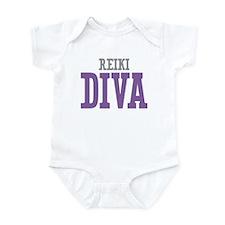 Reiki DIVA Infant Bodysuit