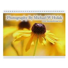 Wall Calendar - Photography By Michael W Hulak