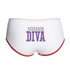 Research DIVA Women's Boy Brief