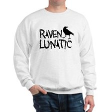 Raven Lunatic - Halloween Sweatshirt