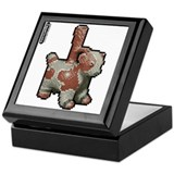 Inca Animal Pot Keepsake Box