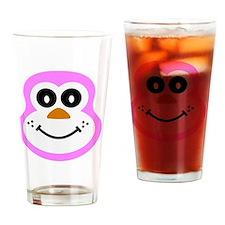 Sue - Button Drinking Glass