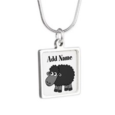 Black Sheep Add Name Necklaces