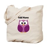 Owl Canvas Bags