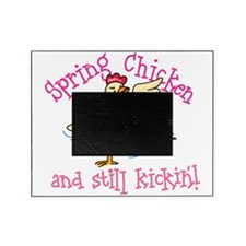 Spring Chicken Picture Frame