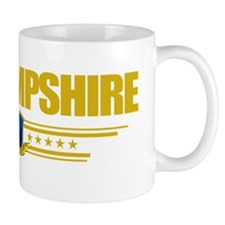 New Hampshire (Flag 10) pocket Mug