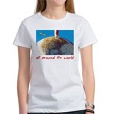 All Around The World Tee