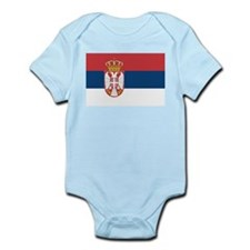 Serbia Body Suit
