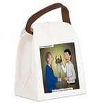 Bad Committee Practices Canvas Lunch Bag