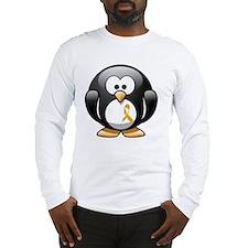childhood penguin 2 Long Sleeve T-Shirt