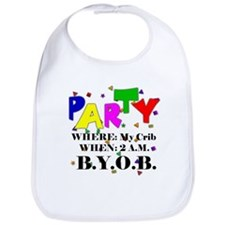 Party Time Bib
