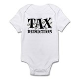 Tax Deduction Infant Bodysuit
