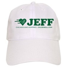 Heart Jeff Baseball Baseball Cap