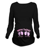 Twin girls Long Sleeve T Shirts