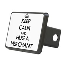 Keep Calm and Hug a Merchant Hitch Cover