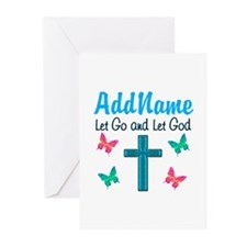 TRUST GOD Greeting Cards (Pk of 20)