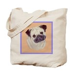 Typical Chinese Pug Tote Bag