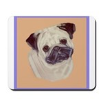 Typical Chinese Pug Mousepad