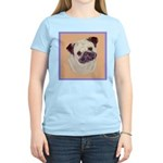 Typical Chinese Pug Women's Pink T-Shirt