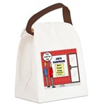 Hardware Prayer Group Canvas Lunch Bag
