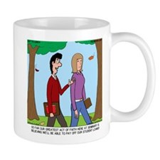 Seminary Faith Mug