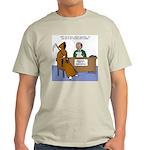 Death Applies to Seminary Light T-Shirt