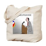Sound System Delay Tote Bag