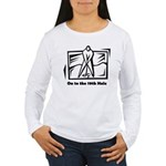 On to the 19th Hole Women's Long Sleeve T-Shirt