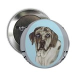 Catahoula Leopard Dog Button