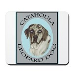 Catahoula Leopard Dog Mousepad
