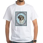 Catahoula Leopard Dog White T-Shirt