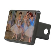 degas dancers with mirror  Hitch Cover