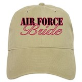 Air Force Bride Baseball Cap