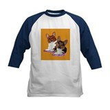 Corgi pair Tee