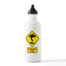 tornadoCrossing Water Bottle