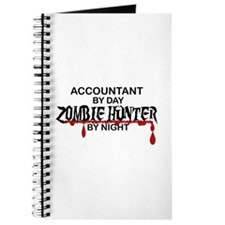 Zombie Hunter - Accountant Journal