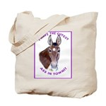 A cute Jack Ass! Tote Bag