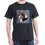 Smooth and Rough Collie Dark T-Shirt