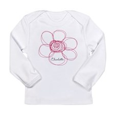 Poppy Personalisable Long Sleeve T-Shirt