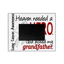 D Heaven Needed a Hero Grandfather L Picture Frame