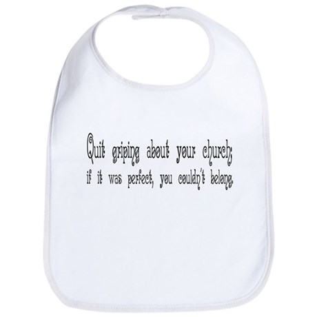 Perfect Church Bib